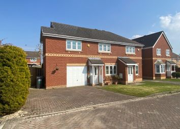 Thumbnail 4 bed semi-detached house for sale in Drumburgh Avenue, Carlisle