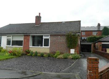 Thumbnail 2 bed bungalow to rent in Beech Close, Bromley Cross, Bolton