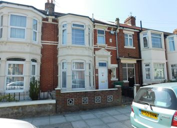 Thumbnail 4 bedroom terraced house for sale in Ophir Road, Portsmouth