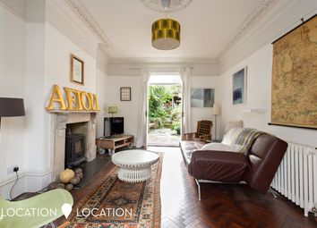 Thumbnail 4 bed link-detached house for sale in Vartry Road, London