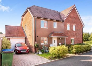 Thumbnail 3 bed semi-detached house for sale in Banfield Gardens, Henfield, West Sussex, England