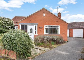 Thumbnail 2 bed detached bungalow for sale in Curtis Close, Collingham, Newark