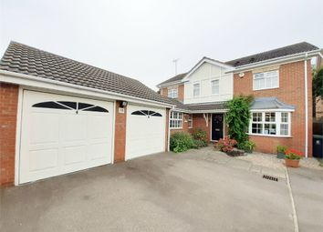 Thumbnail Detached house for sale in Farthingale Lane, Waltham Abbey, Essex