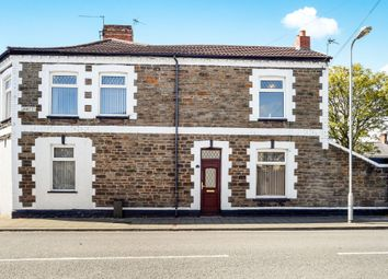 Thumbnail 2 bedroom end terrace house for sale in Habershon Street, Splott, Cardiff