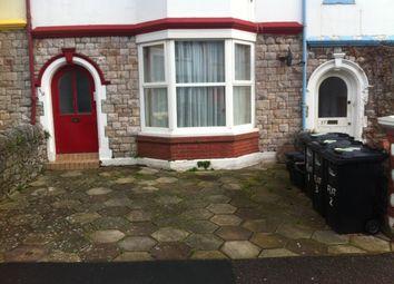 Thumbnail 2 bedroom flat to rent in Morgan Avenue, Torquay