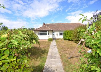 Thumbnail 4 bedroom semi-detached bungalow for sale in Manor Grove, Fifield, Maidenhead