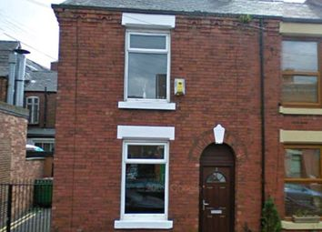 Thumbnail 2 bed terraced house to rent in Bowden Street, Denton, Manchester