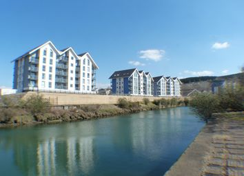 Thumbnail 1 bed flat to rent in Prince Apartments, Phoebe Road, Pentrechwych, Swansea