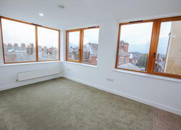 Thumbnail 2 bedroom flat for sale in West Street, Leek