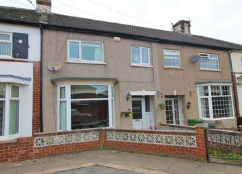 Thumbnail 3 bedroom terraced house for sale in Chelmsford Place, Grimsby