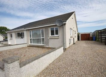 Thumbnail 3 bed semi-detached bungalow for sale in Mossmill Park, Mosstodloch, Fochabers