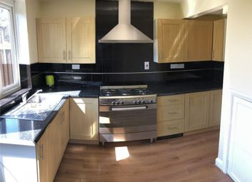 Thumbnail 2 bed semi-detached house to rent in Whitworth Avenue, Corby, Northamptonshire