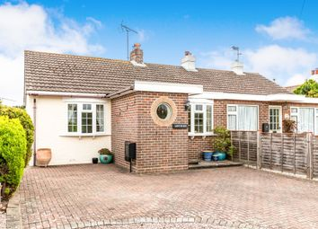 Thumbnail 2 bed semi-detached bungalow for sale in Yapton Road, Barnham, Bognor Regis