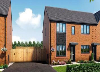 Thumbnail 3 bed semi-detached house for sale in Riverbank View, Whit Lane, Salford