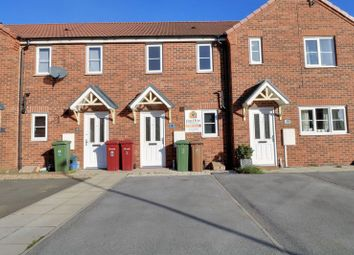 Thumbnail 2 bed terraced house for sale in Grebe Mews, Scunthorpe