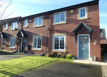 Thumbnail 3 bed end terrace house for sale in Baines Close, Leigh