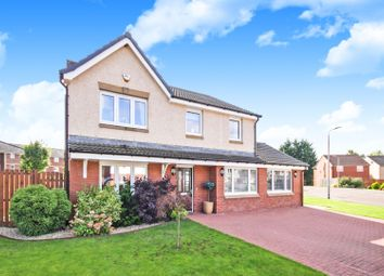 Thumbnail 4 bed detached house for sale in Glen Shira Drive, Dumbarton