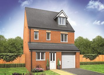 "Thumbnail 4 bed end terrace house for sale in ""The Rockingham"" at Dukeminster Estate, Dunstable"