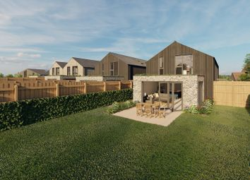 Thumbnail 3 bed detached house for sale in The Stables, Dockenfield, Farnham