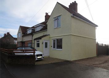 Thumbnail 3 bed semi-detached house to rent in Honeylands, Curry Rivel, Langport