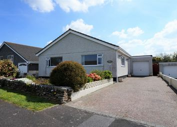 Thumbnail 2 bed bungalow for sale in Billings Drive, Newquay