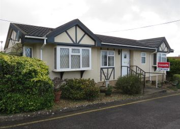 Thumbnail 2 bed mobile/park home for sale in Holders Road, Amesbury, Salisbury