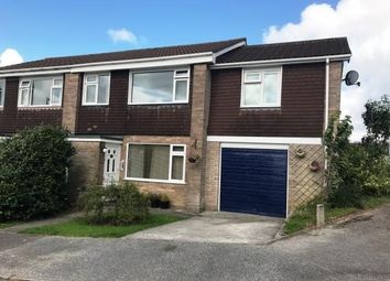 Thumbnail 4 bed end terrace house for sale in St. Austell, Cornwall