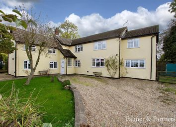 Thumbnail 4 bed detached house for sale in Ipswich Road, Otley, Suffolk
