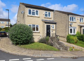 Thumbnail 3 bed detached house for sale in Stocks Green Drive, Sheffield