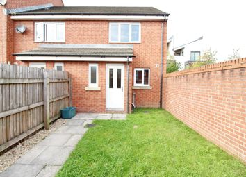 Thumbnail 2 bed end terrace house for sale in East Dock Road, Newport