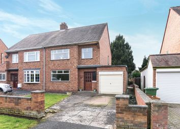 Thumbnail 3 bed semi-detached house for sale in Kingston Avenue, Worcester