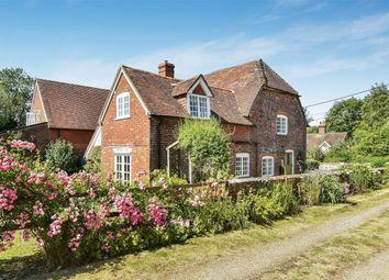Thumbnail 3 bed semi-detached house for sale in Lasham, Alton, Hampshire