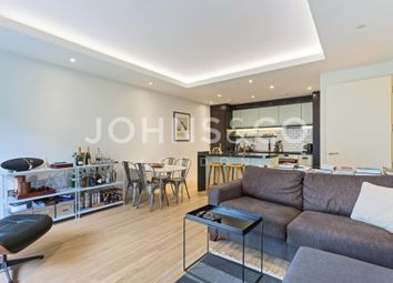 Thumbnail 2 bedroom flat for sale in Park Vista Tower, 5 Cobblestone Square, London