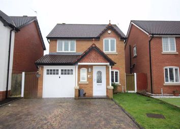 Thumbnail 3 bed detached house for sale in Glossop Way, Hindley, Wigan