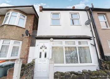 Thumbnail 2 bed semi-detached house for sale in Wellington Road, London