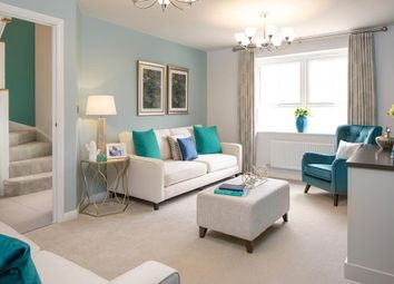 """Thumbnail 4 bed detached house for sale in """"Chester"""" at Newton Lane, Wigston"""