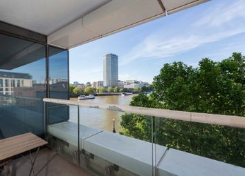 Thumbnail 2 bed flat to rent in Peninsula Heights, Albert Embankment