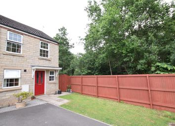 Thumbnail 2 bedroom end terrace house for sale in Boyds Court, Scunthorpe