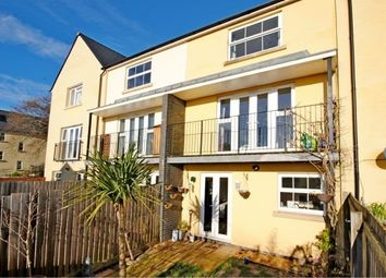 Thumbnail 4 bed town house to rent in Howarth Close, Sidford, Sidmouth