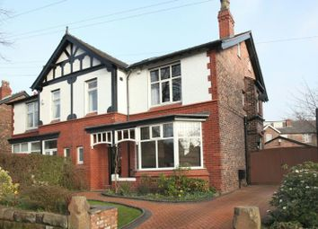 Thumbnail 5 bed semi-detached house to rent in Westgate, Hale, Altrincham