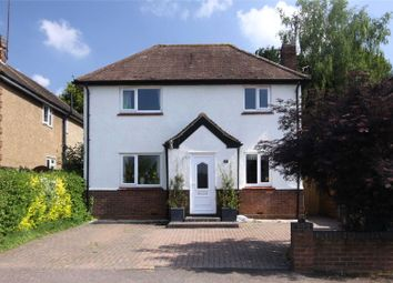Thumbnail 4 bedroom detached house for sale in Marshalls Way, Wheathampstead, Hertfordshire