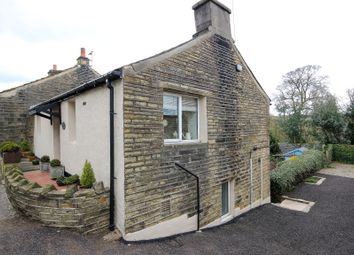 Thumbnail 3 bed semi-detached house for sale in Binns Lane, Holmfirth