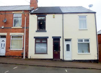 Thumbnail 2 bed terraced house for sale in Bolsover Street, Mansfield