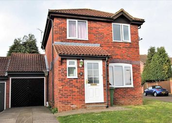 Thumbnail 3 bed link-detached house to rent in Bamborough Close, Southwater, Horsham