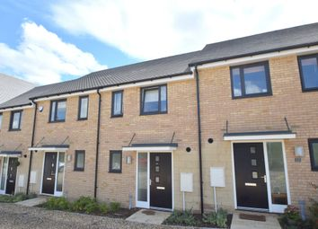 Thumbnail 2 bedroom terraced house for sale in Horace Eves Close, Withersfield Road, Haverhill