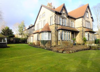 Thumbnail 3 bed flat to rent in Top Floor Flat, 77 Old Park Road, Roundhay, Leeds
