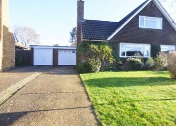 Thumbnail 4 bed detached house to rent in Twelve Acre Close, Bookham, Leatherhead