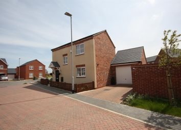 Thumbnail 3 bed detached house for sale in Hertford Close, Syston, Leicester