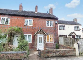 Thumbnail 2 bedroom end terrace house for sale in Aqueduct Road, Aqueduct, Telford, Shropshire