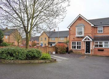 Thumbnail 3 bed semi-detached house for sale in Doulton Close, Church Langley, Harlow